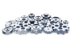 Gear machinery Stock Photos
