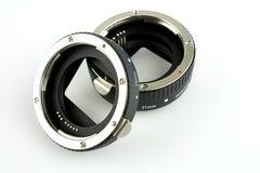 Gear macro. Macro Extension Tube for camera Stock Photos