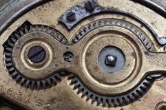 Gear mechanism Stock Photography