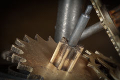 Gear mechanism 0 Stock Photography