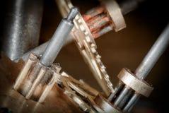 Gear mechanism 0 Royalty Free Stock Photos