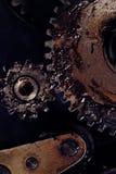 Gear mechanism Royalty Free Stock Photos