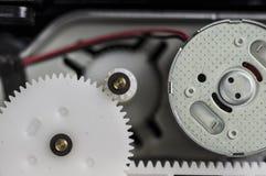 Gear mechanism Royalty Free Stock Photo