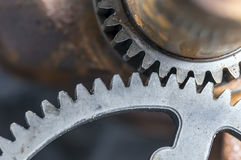 Gear mechanism Stock Photography