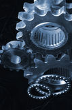 Gear menagerie Royalty Free Stock Photo