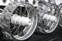 Gear at NASA lunar module Royalty Free Stock Image