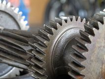 Gear Stock Photography