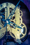 Gear of old watch Royalty Free Stock Photography
