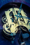 Gear of old watch Stock Photography