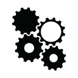 Gear piece Stock Photography