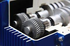 Gear pump drive Stock Photos
