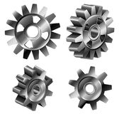 Gear set Royalty Free Stock Photography