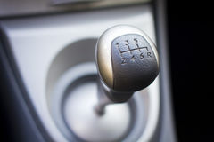 Gear shift Royalty Free Stock Photo
