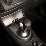 Gear shifter Stock Photography