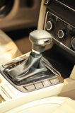 Gear shifter Royalty Free Stock Images