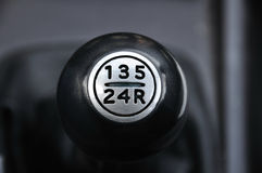 Gear Stick Stock Image