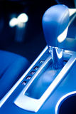 Gear stick Royalty Free Stock Images