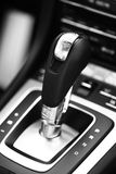 Gear stick Royalty Free Stock Photography