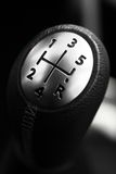Gear stick Stock Photography
