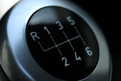 Gear Stick - Macro Stock Images