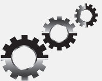 Gear system Stock Photography