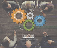 Free Gear Technical Spin Wheel Wheel Concept Royalty Free Stock Image - 85877766