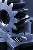 gear and tools Royalty Free Stock Photo