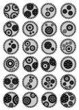 Gear wallpaper background Stock Photos