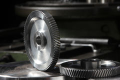 Gear Whee Stock Photography