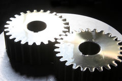 Gear Whee Royalty Free Stock Photography