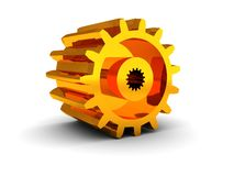 Gear wheel Stock Image