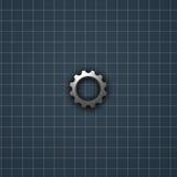 Gear wheel Royalty Free Stock Photo