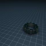 Gear wheel Royalty Free Stock Image