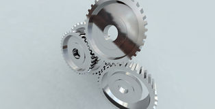 Gear wheel cog Royalty Free Stock Photo