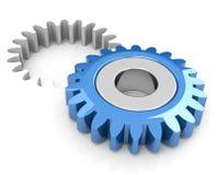 The gear wheel Stock Photography