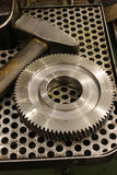 Gear Wheel Royalty Free Stock Photography