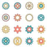 Gear wheel Royalty Free Stock Photography