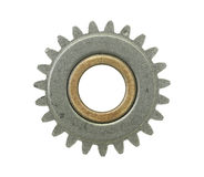 Gear wheel. Isolated on white background Royalty Free Stock Images