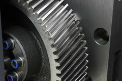 Gear wheel Royalty Free Stock Images