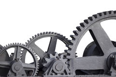 Gear wheel Royalty Free Stock Image