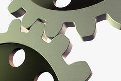 Gear wheels Stock Photos