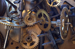 Gear wheels royalty free stock images