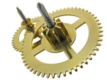 Gear wheels. Royalty Free Stock Photos