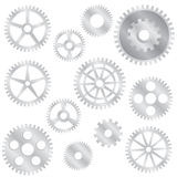 Gear wheels. Stock Photography
