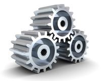Gear wheels Stock Photography
