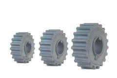 Gear wheels system Royalty Free Stock Photo
