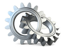Gear wheels Royalty Free Stock Image