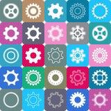 Gear wheels Stock Image