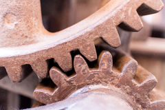Gear wheels Royalty Free Stock Photo