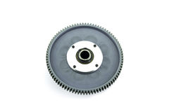 Gear on white background Royalty Free Stock Photo